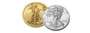 Hydraulic Press Production Silver Gold Coins