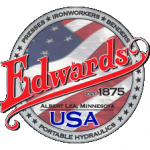 Edwards Ironworkers Official Logo