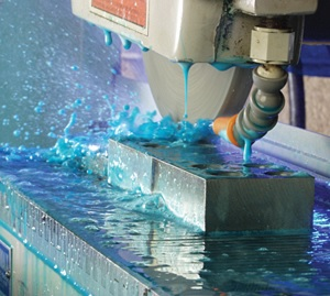 Using Coolant in the machining process