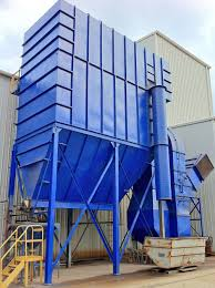 Dust Collector set up
