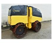 2013 BOMAG BMP8500 TRENCH ROLLER - E6930