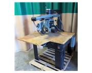 "Used Delta Model 33-402 14"" Radial Arm Saw"
