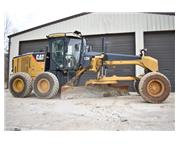 2008 CATERPILLAR 12M W/ A/C & HEAT - E7036