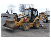2006 Caterpillar 420-E Loader Backhoe