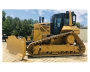 2014 Caterpillar D6N LGP - Cab w/ A/C & Heat - Stock Number: E7187
