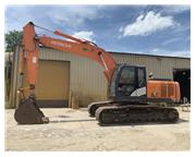 2012 Hitachi ZX210LC-5N Enclosed Cab W/ A/C & Heat - Stock Number: E721