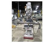"2000 ALLIANT MODEL 949-3V VARIABLE SPEED VERTICAL MILL, 9"" X 49"""
