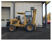 Dixie DMH-12RT 12,000lb Rough Terrain Fork Truck