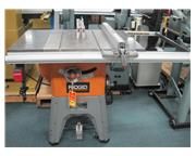 "Cont Saw 10"" w/MblBs Rigid"