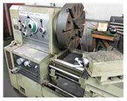 Mazak Model 34 Gap Bed Engine Lathe