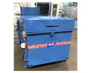 "ADF SYSTEMS ROTARY PARTS WASHER, Top-Loading, Model 800, 2 Stg,42""Part"