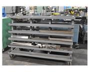 PRESS BRAKE DIES WITH STORAGE RACK