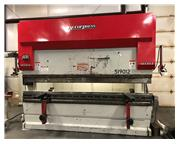 ACCURPRESS, ACCELL, 9-AXIS, 190 Ton, 6 AXIS BACK GAUGE, NEW: 2003