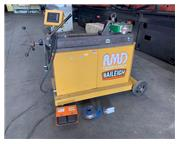 """3"""" Baileigh #RBD-350TS, programmable hydraulic tube bender, 2"""" pipe die and coun"""